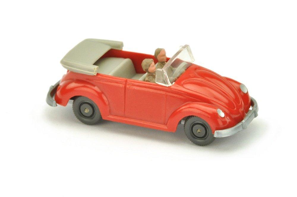 VW Kaefer Cabrio (Typ 2), rot