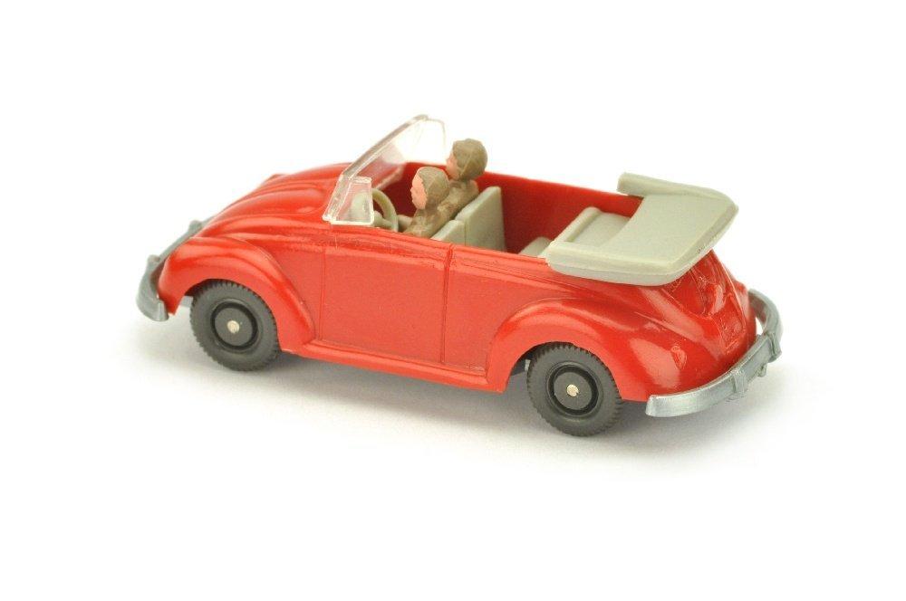 VW Kaefer Cabrio (Typ 2), rot - 2