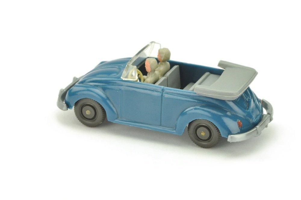 VW Kaefer Cabrio (Typ 2), azurblau - 2