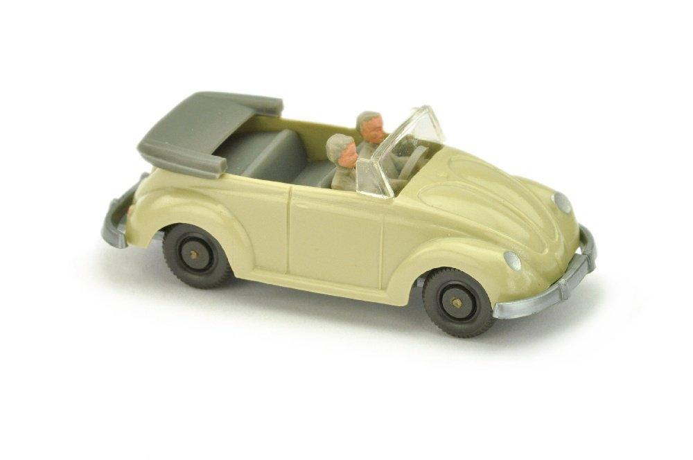 VW Kaefer Cabrio (Typ 2), hellgelbgrau