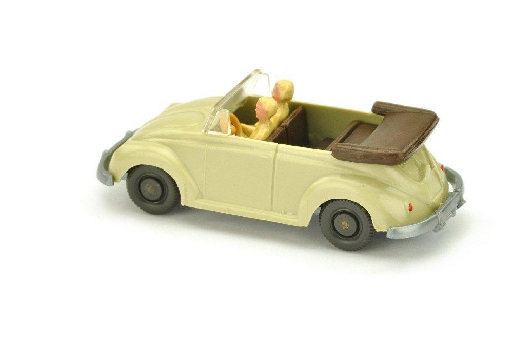 VW Kaefer Cabrio (Typ 2), hellgelbgrau - 2