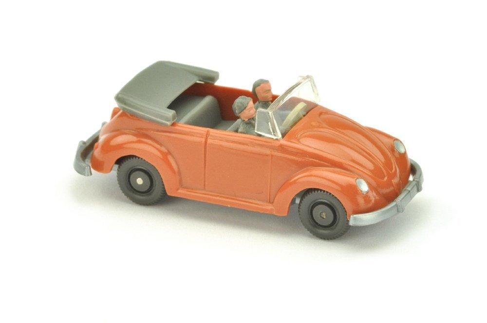 VW Kaefer Cabrio (Typ 2), korallenrot