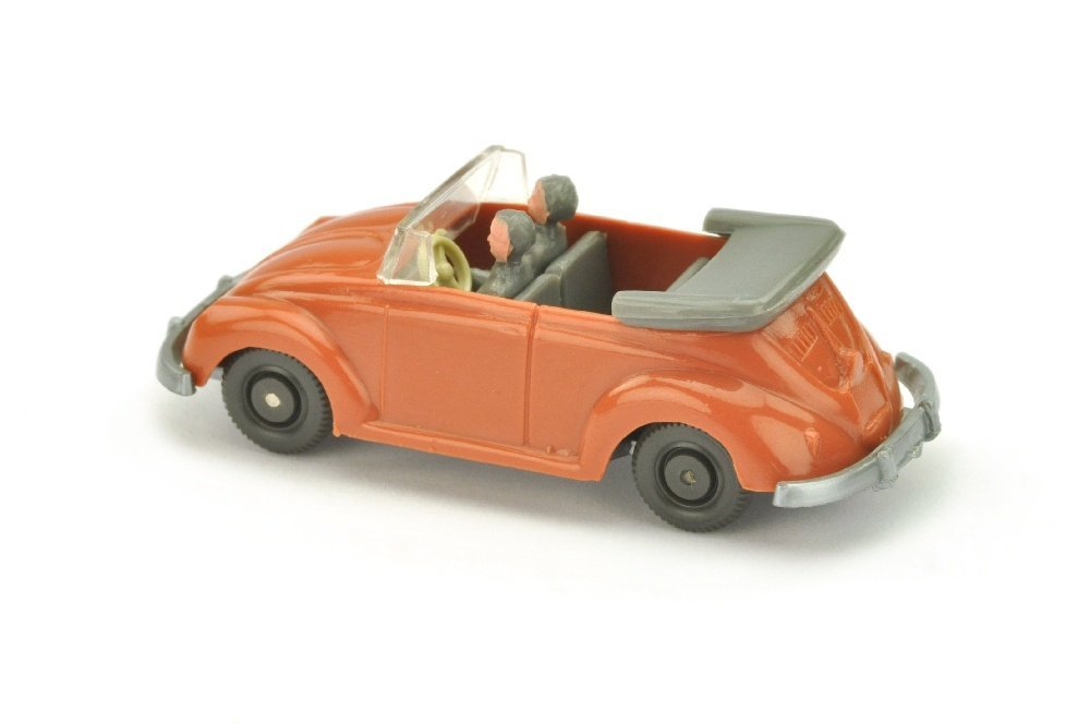 VW Kaefer Cabrio (Typ 2), korallenrot - 2
