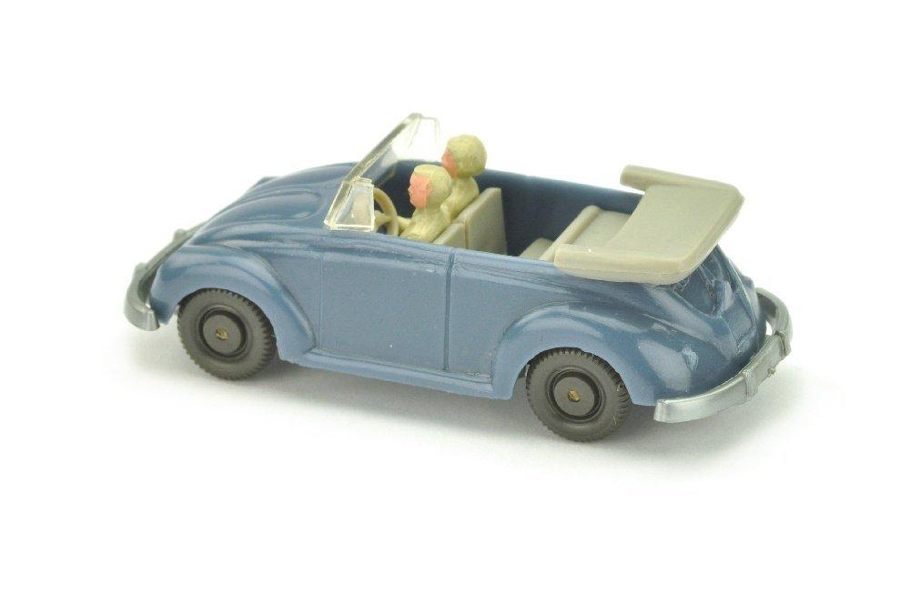 VW Kaefer Cabrio (Typ 2), mattgraublau - 2