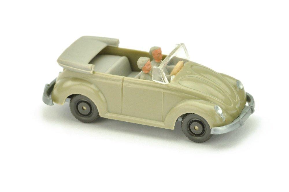 VW Kaefer Cabrio (Typ 2), olivgrau