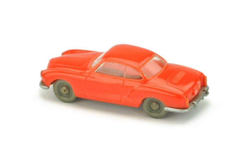 VW Karmann Ghia, orangerot - 2