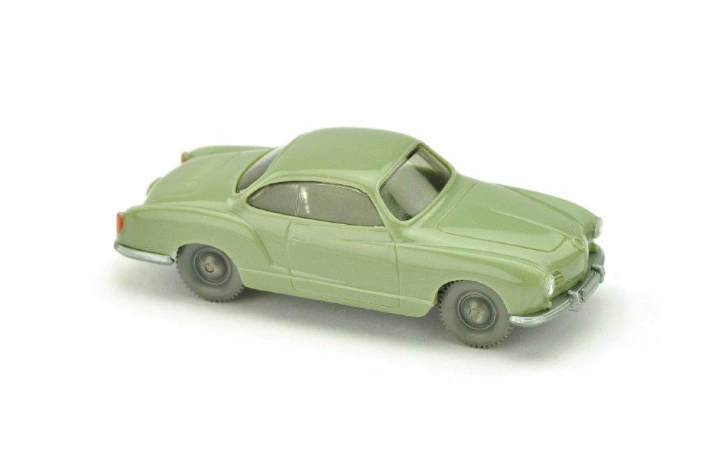 VW Karmann Ghia, hellgraugruen
