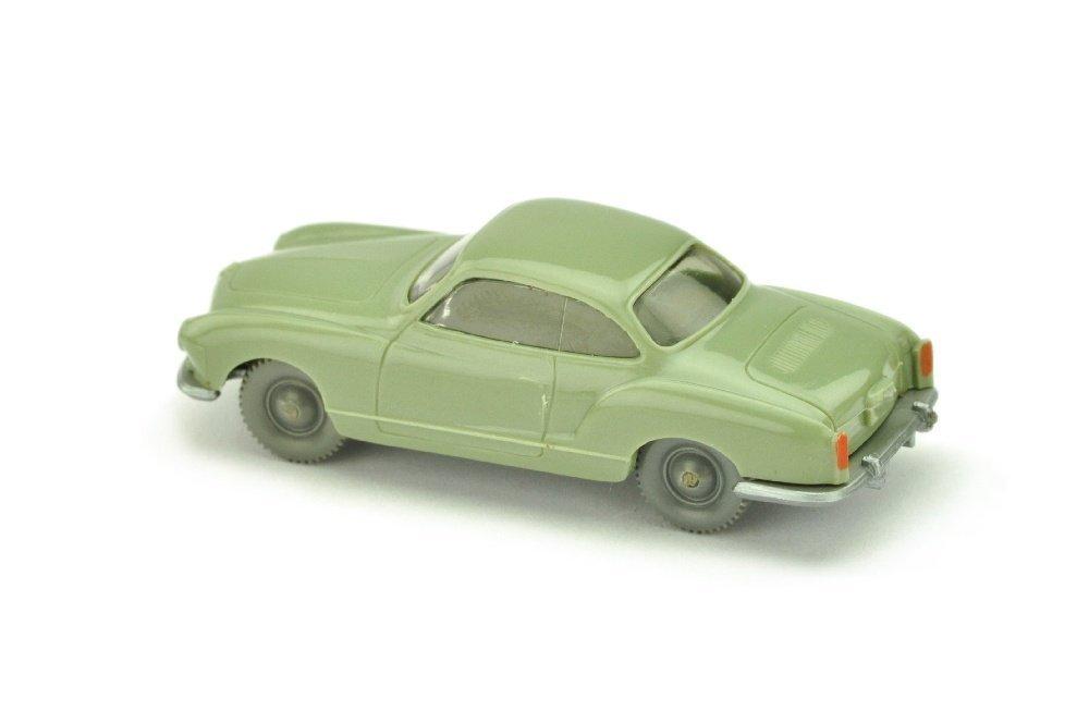 VW Karmann Ghia, hellgraugruen - 2