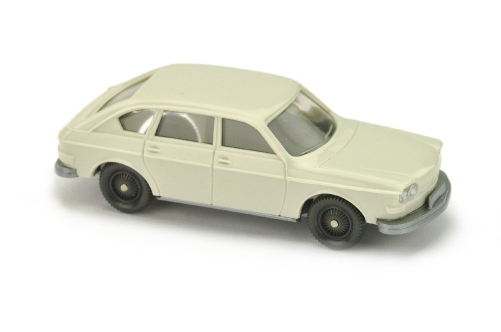VW 411, grauweiss (ohne Einrichtung)