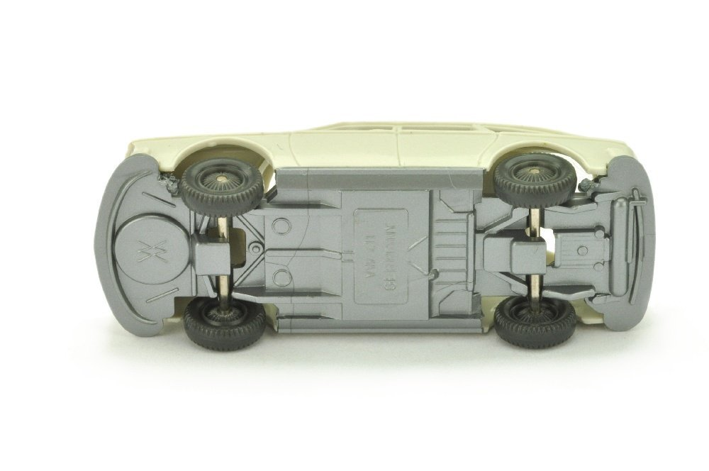 VW 411, grauweiss (ohne Einrichtung) - 3