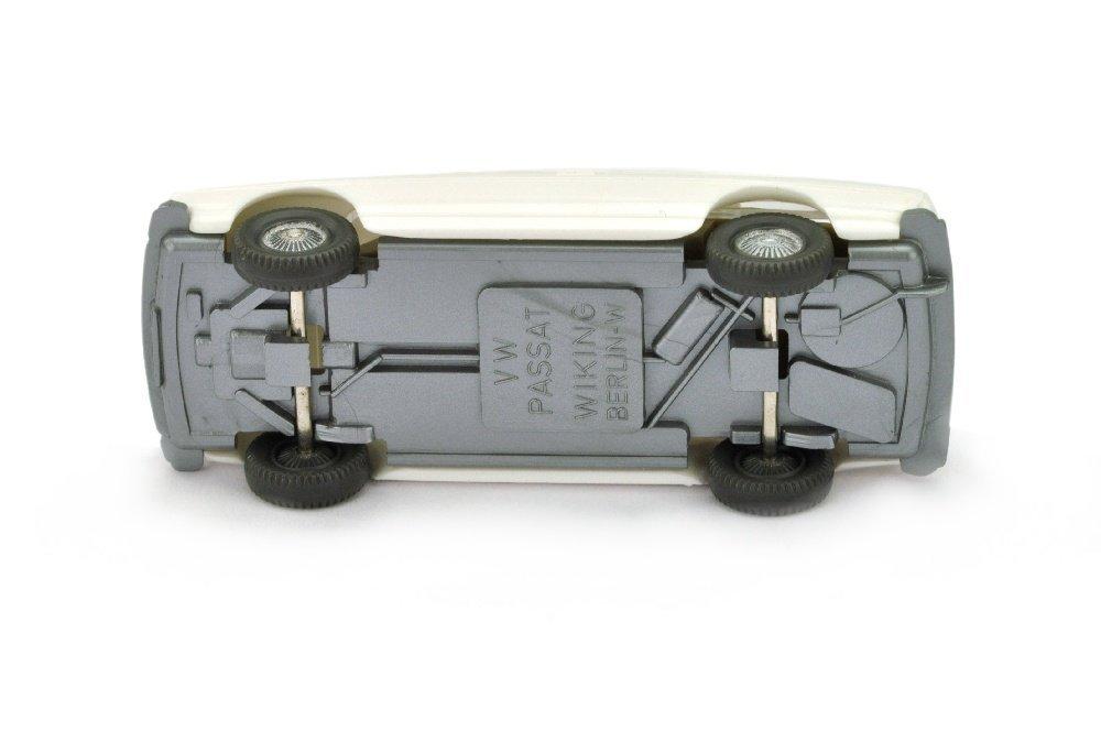 VW Passat, weiss - 3