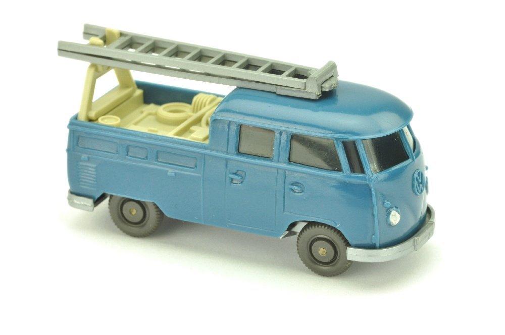 VW T1 Montagewagen, azurblau