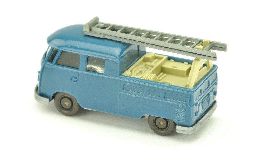 VW T1 Montagewagen, azurblau - 2