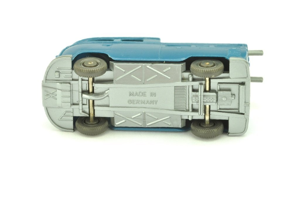 VW T1 Montagewagen, azurblau - 3