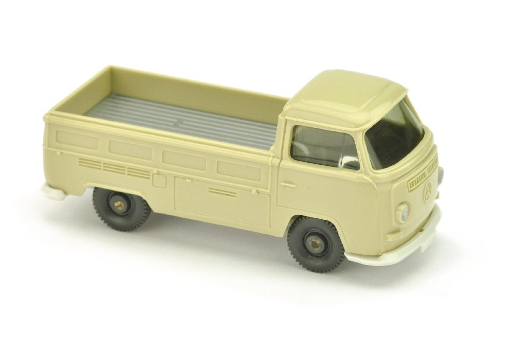 VW T2 Pritsche, hellgelbgrau