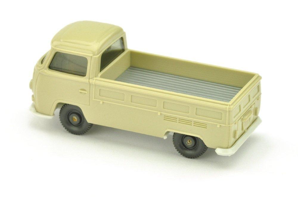 VW T2 Pritsche, hellgelbgrau - 2