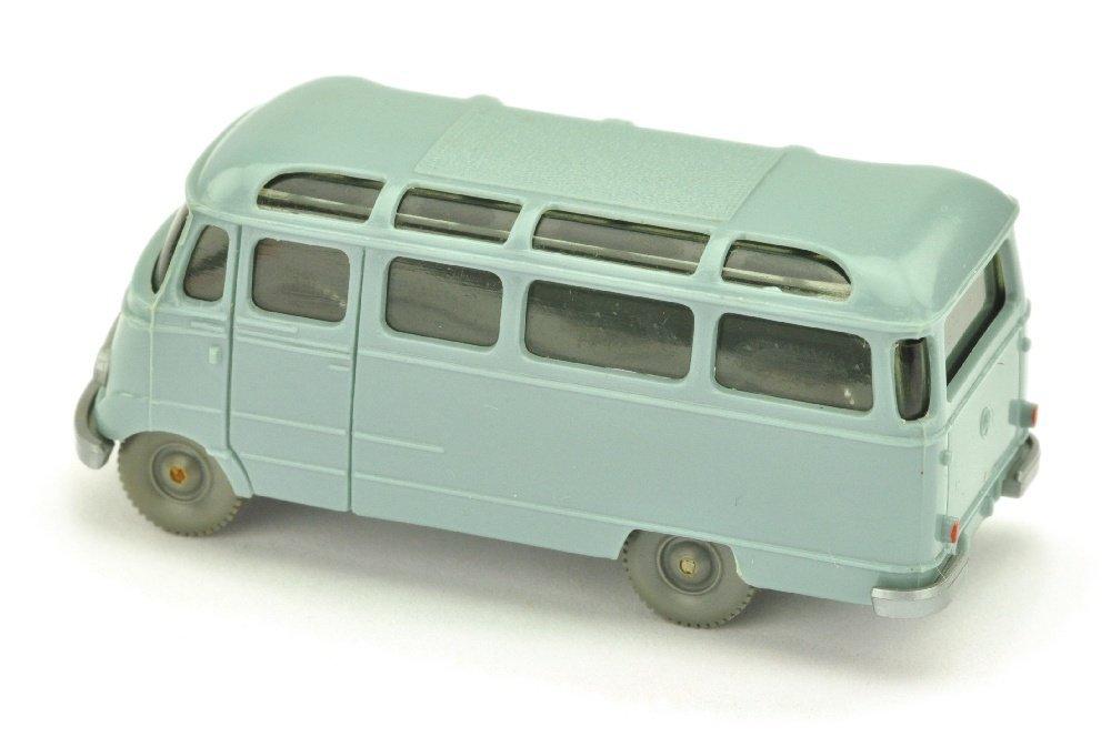 MB L 319 Bus, hellgraublau - 2