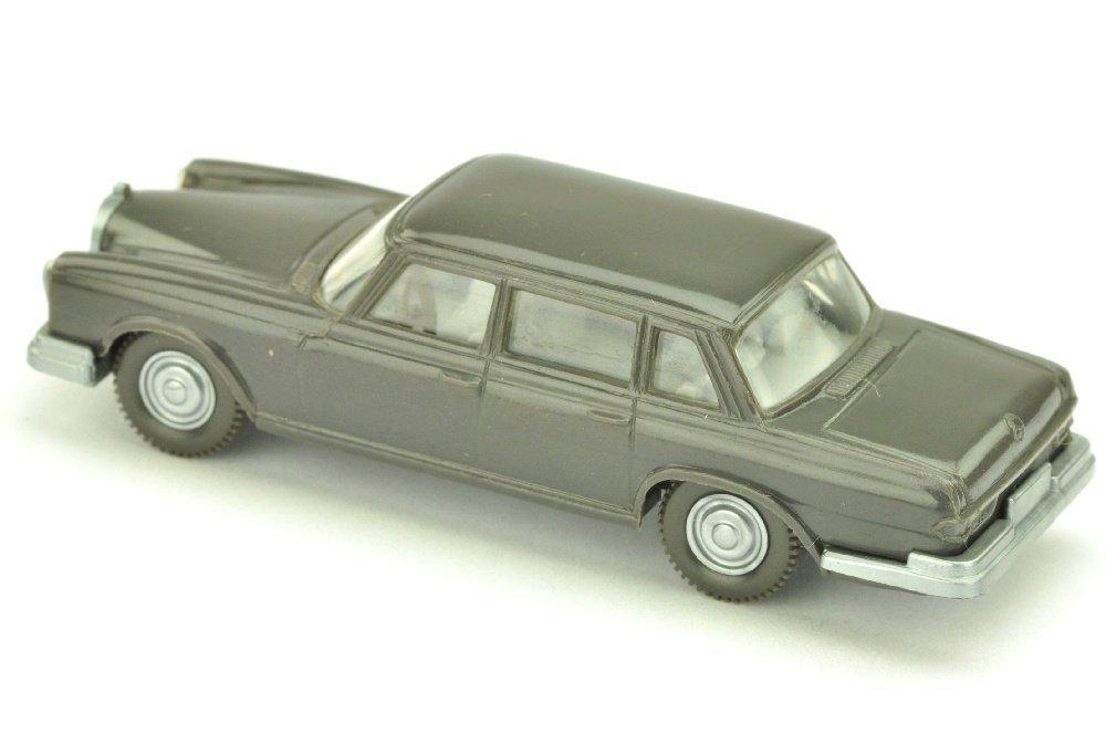 Mercedes 600, anthrazit - 2