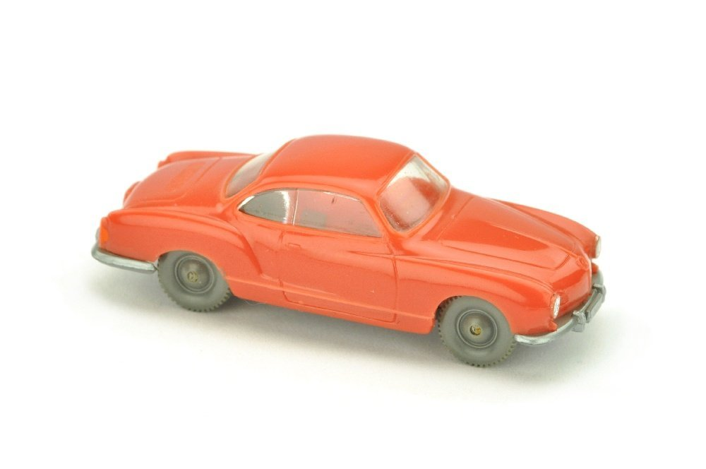 VW Karmann Ghia, rose