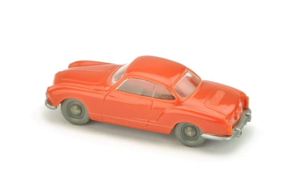 VW Karmann Ghia, rose - 2