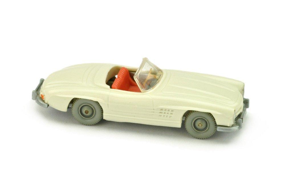 Mercedes 330 Cabrio, perlweiss (ohne BP)