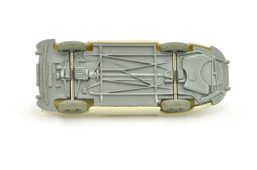 Mercedes 330 Cabrio, perlweiss (ohne BP) - 3