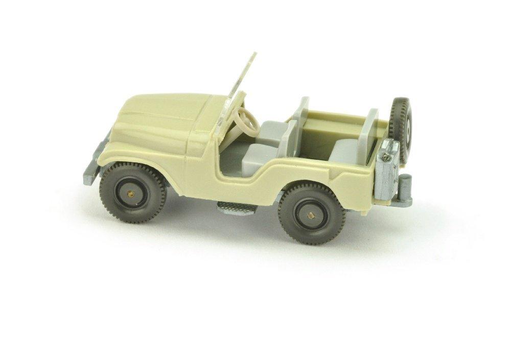 Jeep (Typ 5), hellgelbgrau - 2