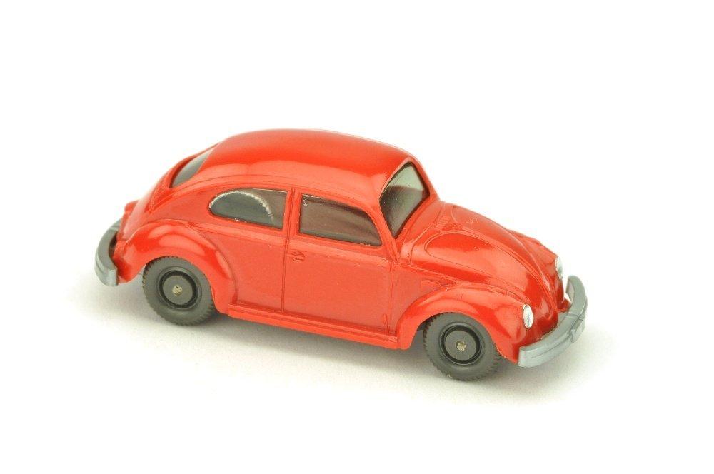 VW Kaefer (Typ 2), rot (ohne Haltestifte)