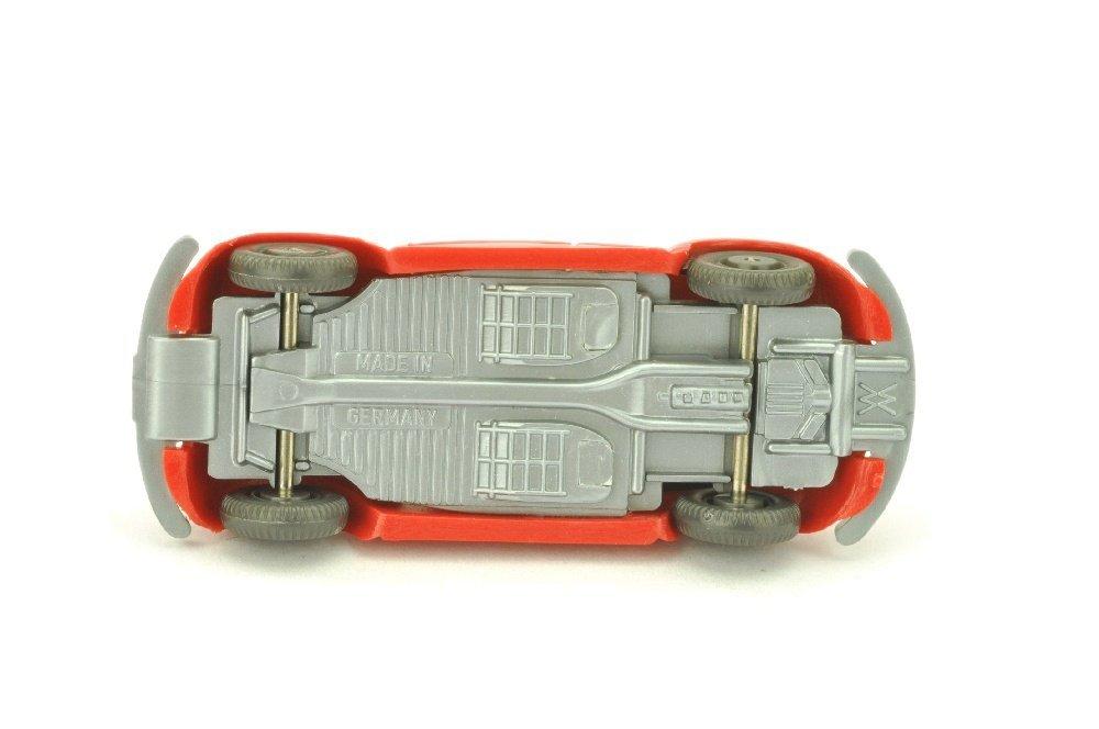 VW Kaefer (Typ 2), rot (ohne Haltestifte) - 3