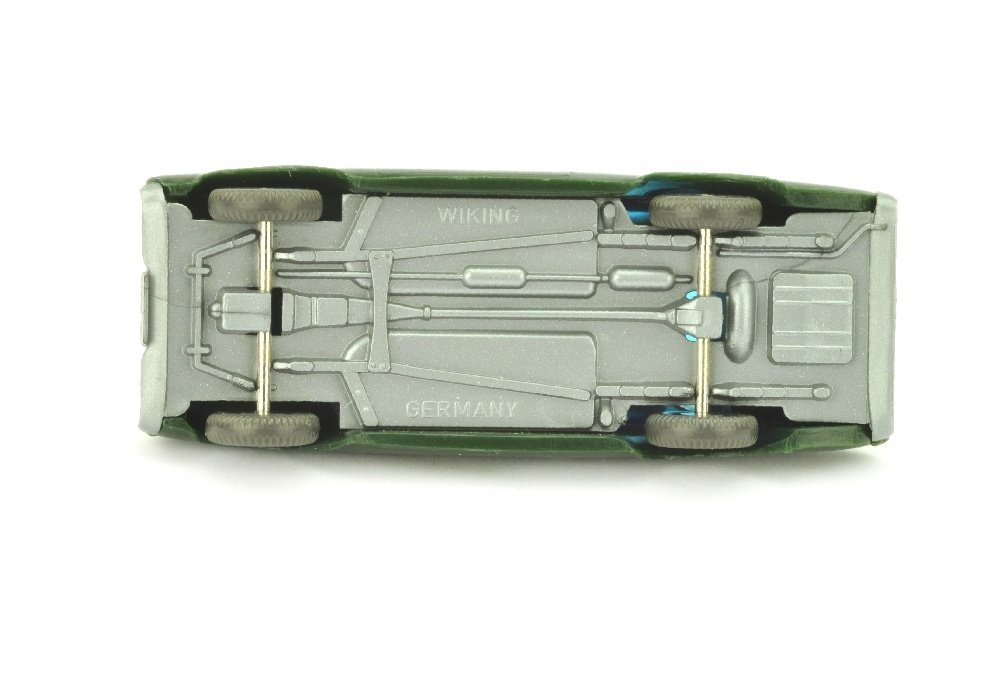 Ford Badewanne Polizei, tannengruen - 3