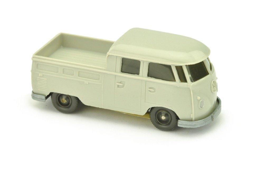 VW T1 Doppelkabine, achatgrau (mit OPS)