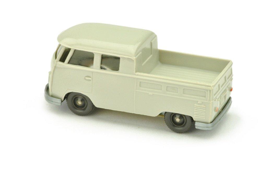 VW T1 Doppelkabine, achatgrau (mit OPS) - 2