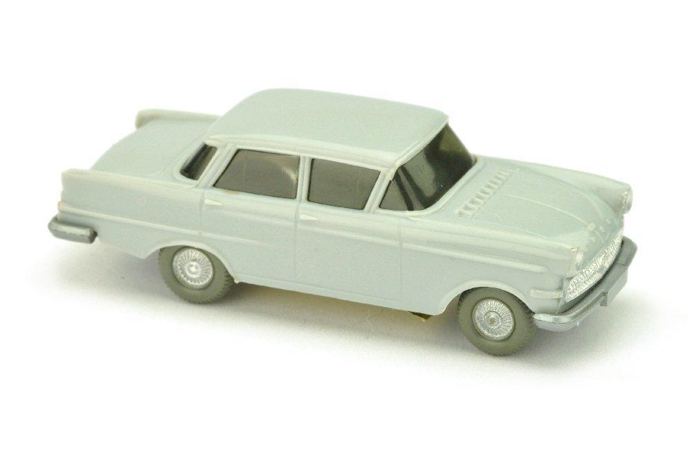 Opel Kapitaen P2, silbergrau (mit OPS)