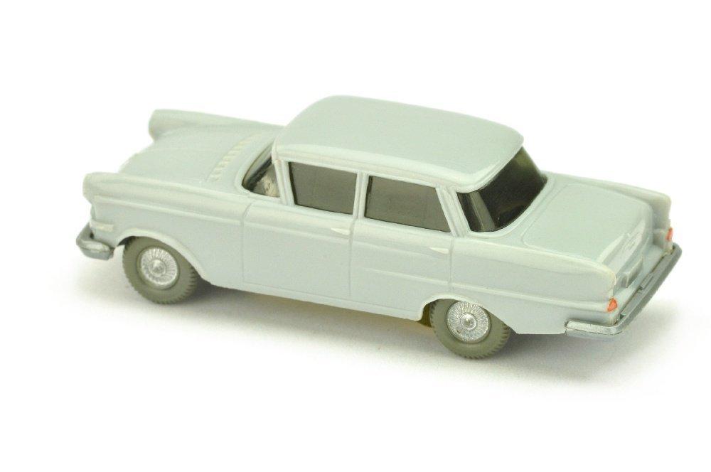 Opel Kapitaen P2, silbergrau (mit OPS) - 2
