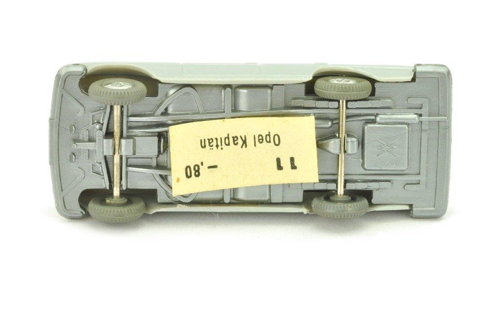 Opel Kapitaen P2, silbergrau (mit OPS) - 3