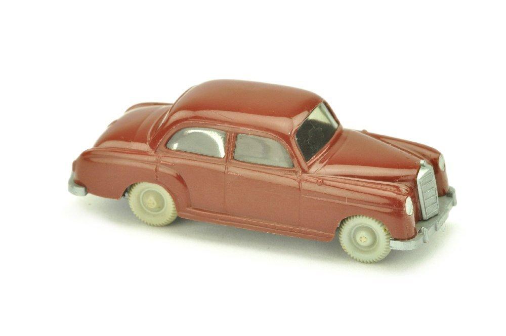 Mercedes 180, weinrot (Kuehlergrill schmal)