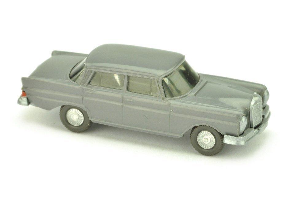 Mercedes 220 Heckflosse, basaltgrau (Version /2)