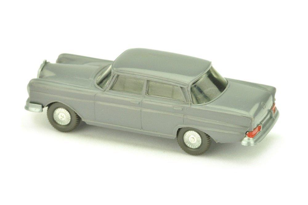 Mercedes 220 Heckflosse, basaltgrau (Version /2) - 2