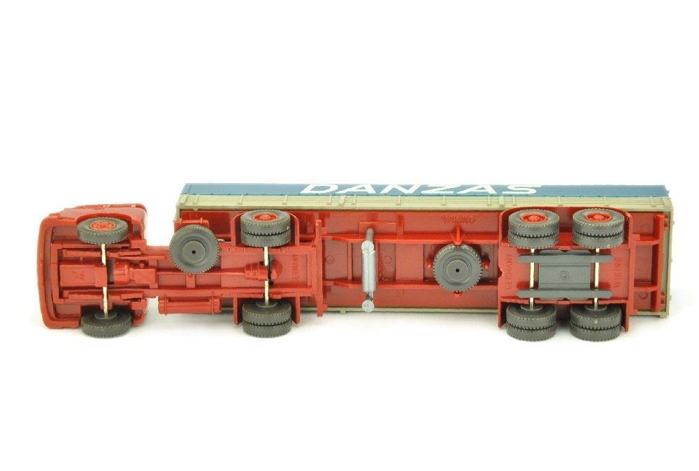 Pritschen-Sattelzug MAN 10.230 Danzas - 3