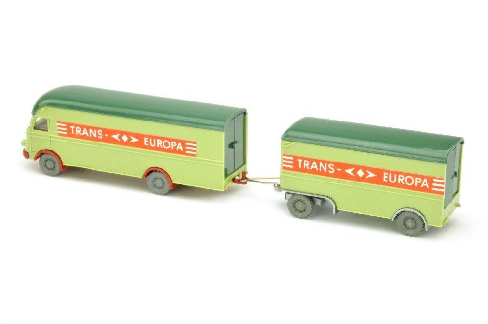 Moebelzug MB 312 Trans Europa, lindgruen - 2