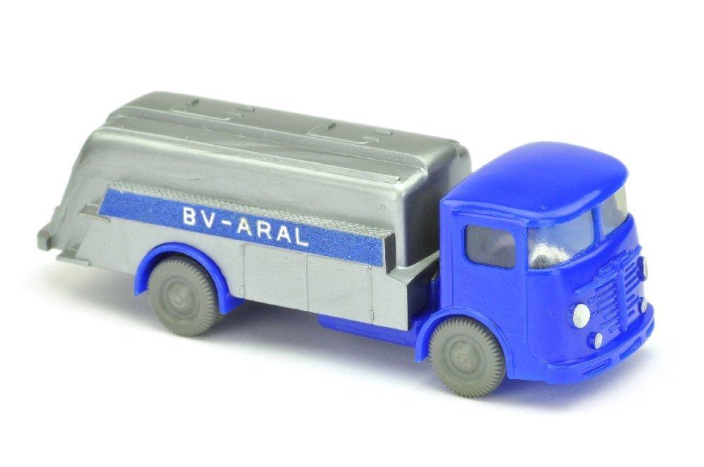 Aral-Tankwagen Buessing, dunkelultramarin