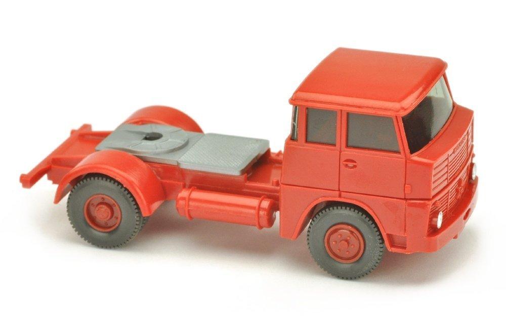 Zugmaschine Henschel HS 14, rot