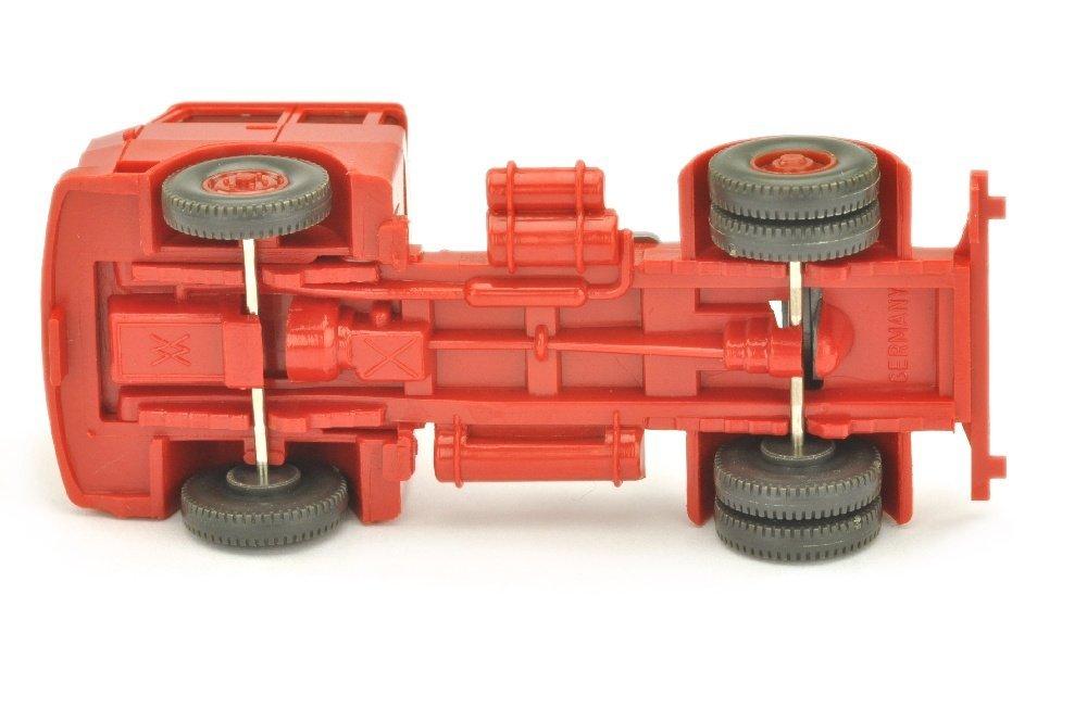 Zugmaschine Henschel HS 14, rot - 3