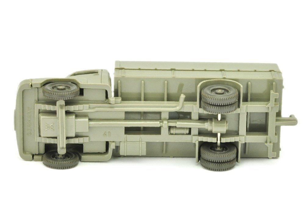 MAN Kurzhauber, betongrau - 3