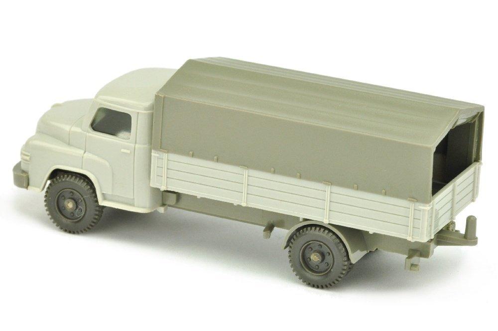 MAN Kurzhauber, achatgrau/betongrau - 2