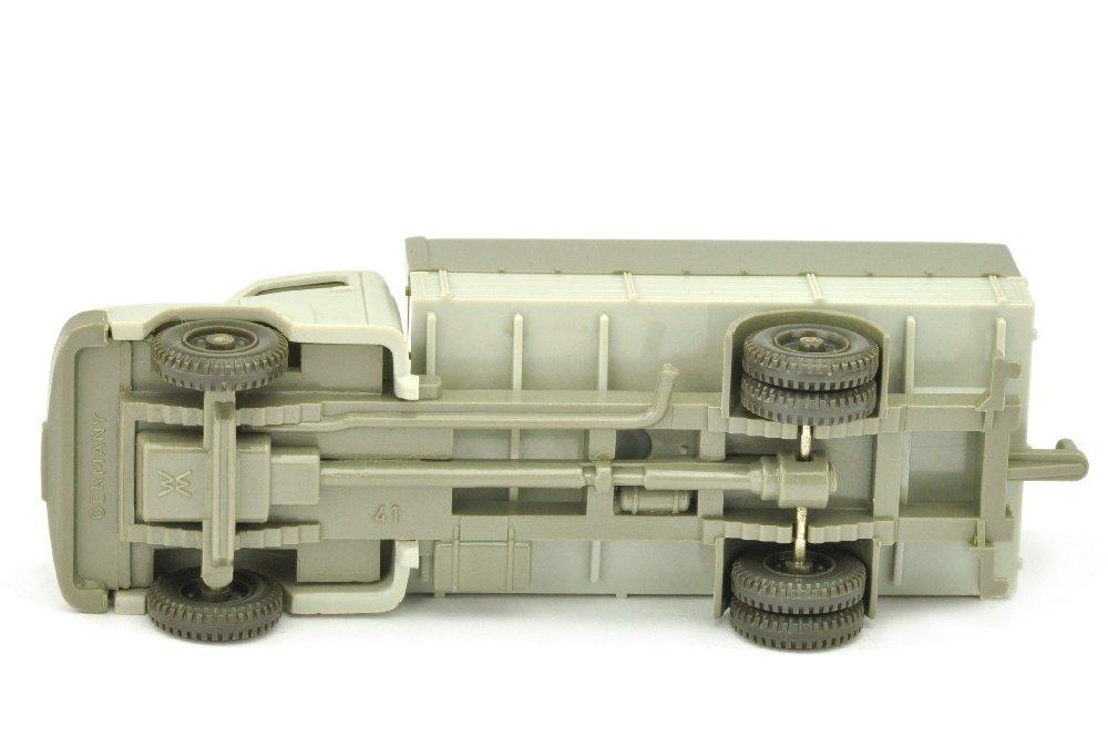 MAN Kurzhauber, achatgrau/betongrau - 3