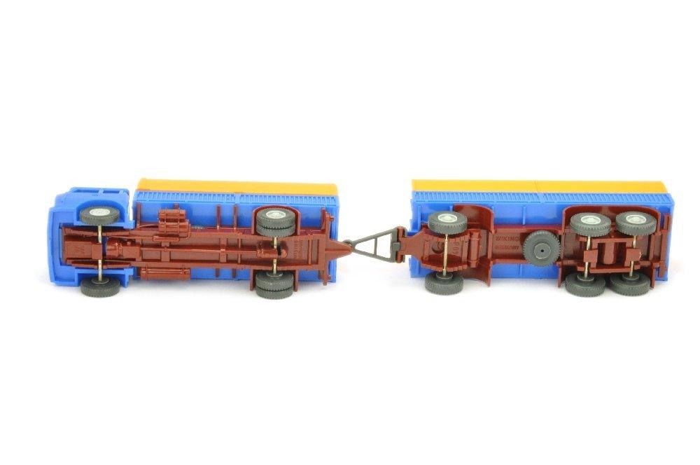 Lastzug Hanomag-Henschel, himmelblau - 3