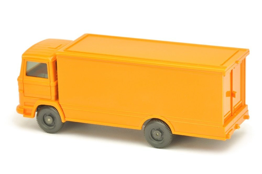 Koffer-LKW MB 1317 unbeschriftet - 2