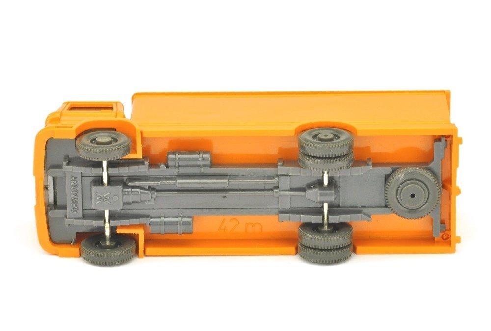 Koffer-LKW MB 1317 unbeschriftet - 3