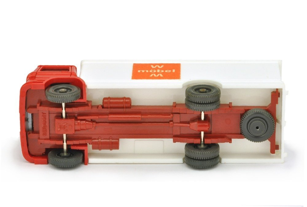 Koffer-LKW MB 1317 WM Moebel - 3